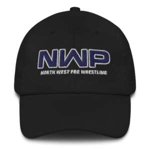 """North West Pro """"NWP Show Logo"""" Dad hat"""