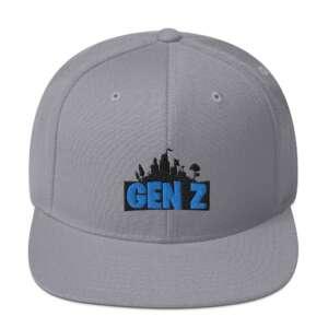 "Gen Z ""Fortnite"" Snapback Hat"