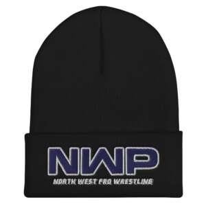 "North West Pro ""NWP Show Logo"" Cuffed Beanie"
