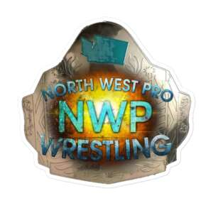 """North West Pro """"NWP Championship"""" Bubble-free stickers"""