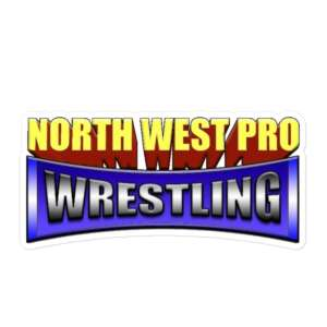 """North West Pro """"NWP!"""" Bubble-free stickers"""