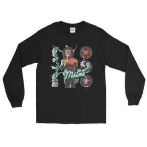 "Don't Die Miles ""DDM Vintage (@CCkAlexx)"" Unisex Long Sleeve Shirt"