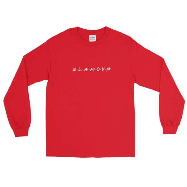"GLAMOUR ""Glamour Friends"" Unisex Long Sleeve Shirt"