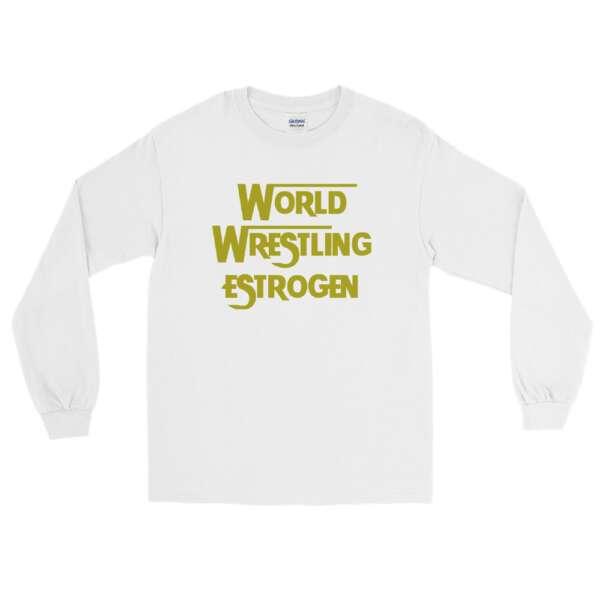 "Quing Garnet Neodonna ""WW*"" Unisex Long Sleeve Shirt"