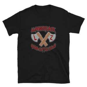 """LumberZack """"ACE"""" Short-Sleeve Unisex T-Shirt"""