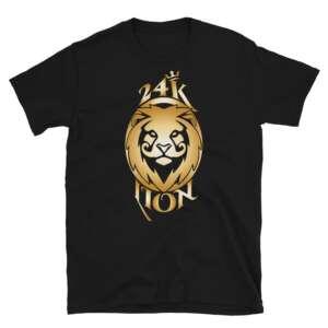 "Jeremiah Goldmain ""24KLP Alt Logo"" Short-Sleeve Unisex T-Shirt"