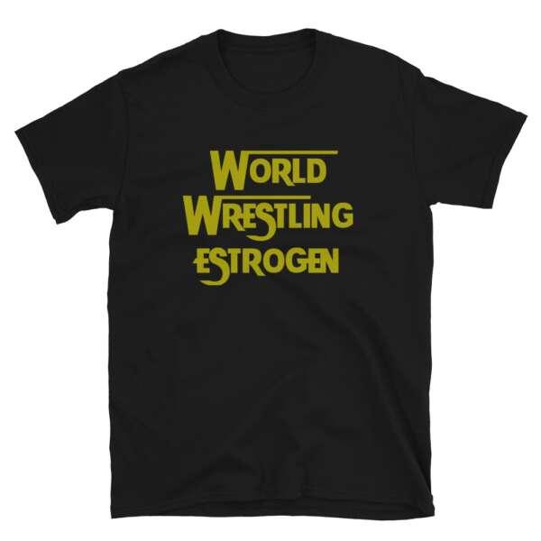 "Quing Garnet Neodonna ""WW*"" Short-Sleeve Unisex T-Shirt"