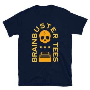 "Brainbuster Tees ""Arch"" Short-Sleeve Unisex T-Shirt"