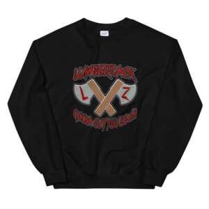 """LumberZack """"ACE"""" Unisex Sweatshirt"""
