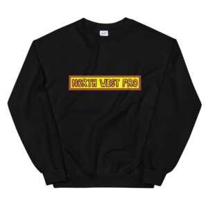 """North West Pro """"NWP Cartoon"""" Unisex Sweatshirt"""