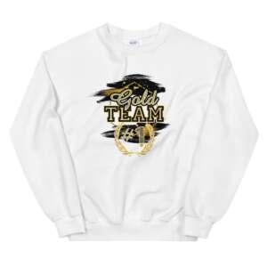 "Jeremiah Goldmain ""Gold Team"" Unisex Sweatshirt"