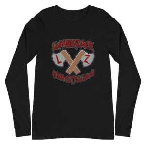 """LumberZack """"ACE"""" Unisex Long Sleeve Shirt"""