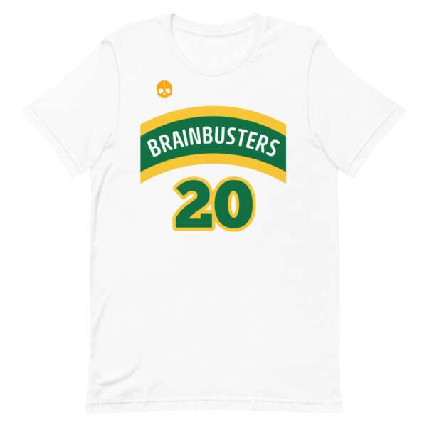 "Brainbuster Tees ""Seattle 79"" Short-Sleeve Unisex T-Shirt"
