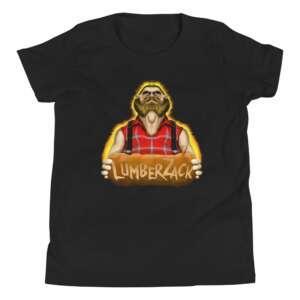"LumberZack ""Broken Glass"" Youth Short Sleeve T-Shirt"